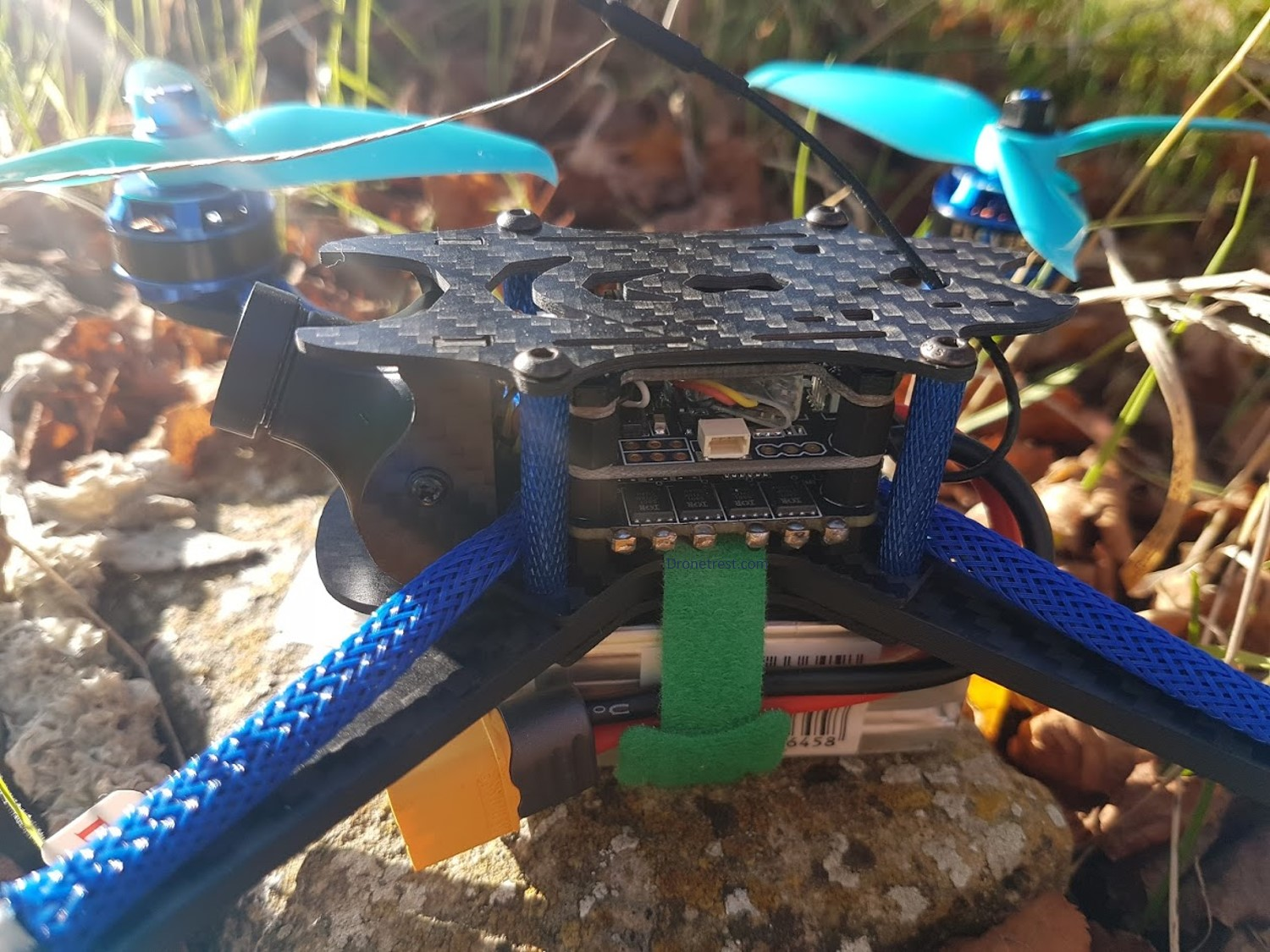 Bflight210-fpv-quadcopter-stack