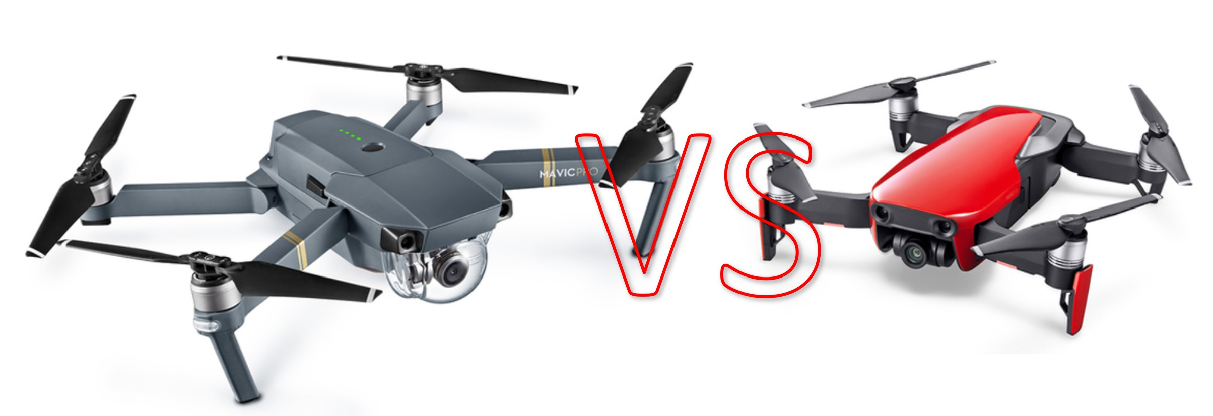 DJI Mavic Air Vs Pro Who Is The New King