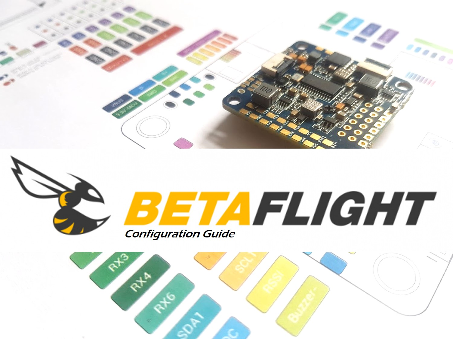 How To Setup Any Betaflight Flight Controller Dronetrest Blog Of Beginners Guide Connecting Your Rc Plane Electronic Parts